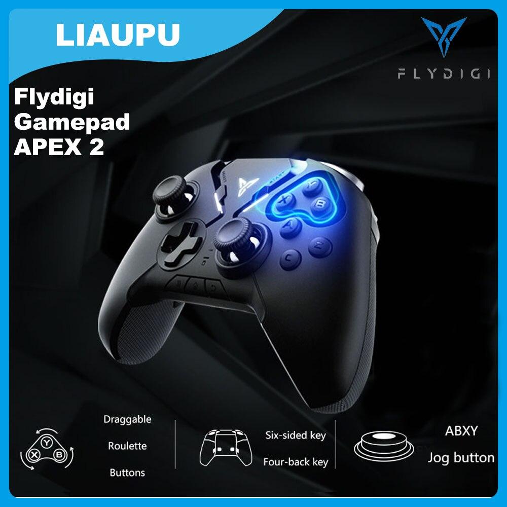 Flydigi Apex 2 Gamepad Handle Automatic Gun Game CODM DNF Aid for Mobile Phone Computer PC